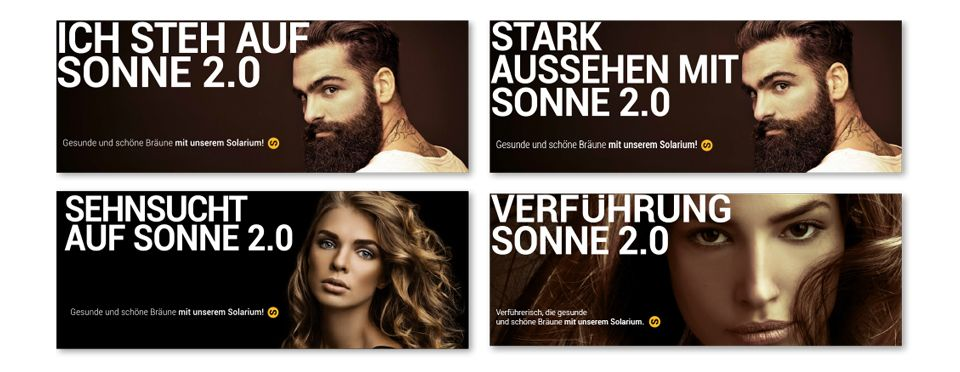 SUNS. Professional Beauty - Marketingpaket Sonne 2.0
